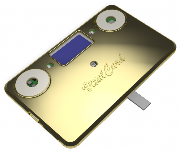 Image of VTCard by VitalTracer