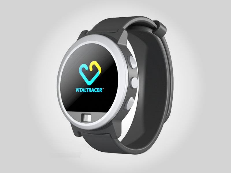 VitalTraver Unveils New Smartwatch Design